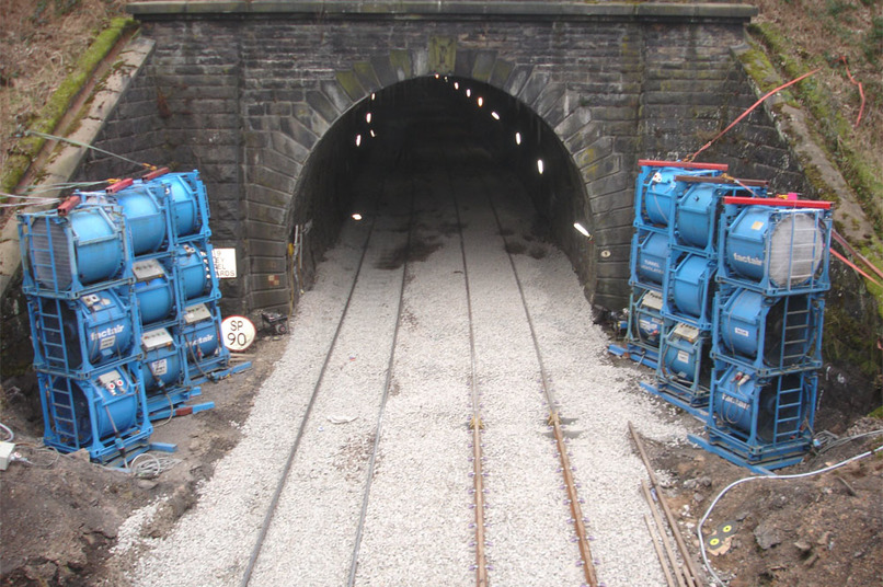 Tunnel Ventilation and Environmental Monitoring Systems  Ipswich