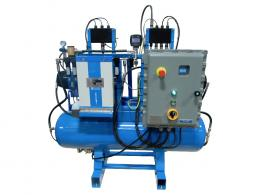 ATEX Zone 1 T3 Duplex Compressor Set